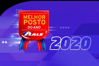 Veja como foi a entrega do Melhor Posto ALE de 2020